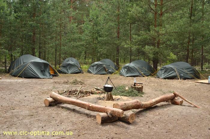 Описание палаточного городка Смена. Фото палаточного лагеря Смена. Питание в туристическом лагере Смена Клавдиево. Путевки в палаточный городок Смена